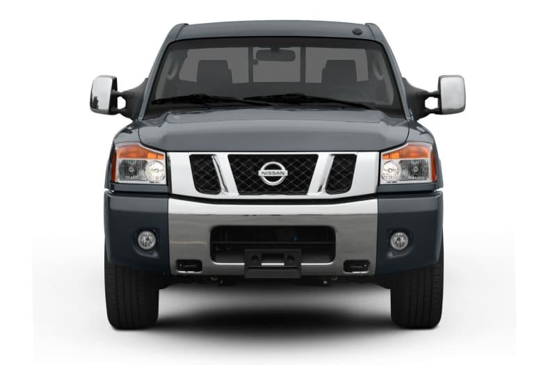 2009 Nissan Titan Exterior Photo