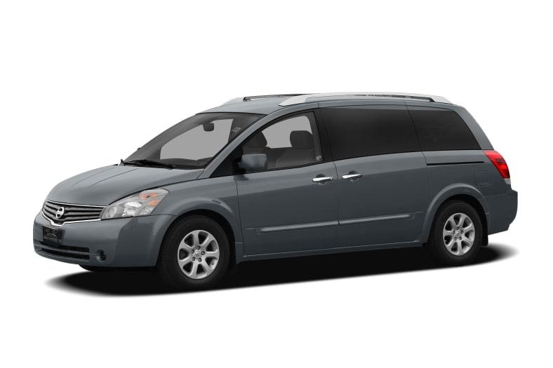 2009 Nissan Quest Exterior Photo