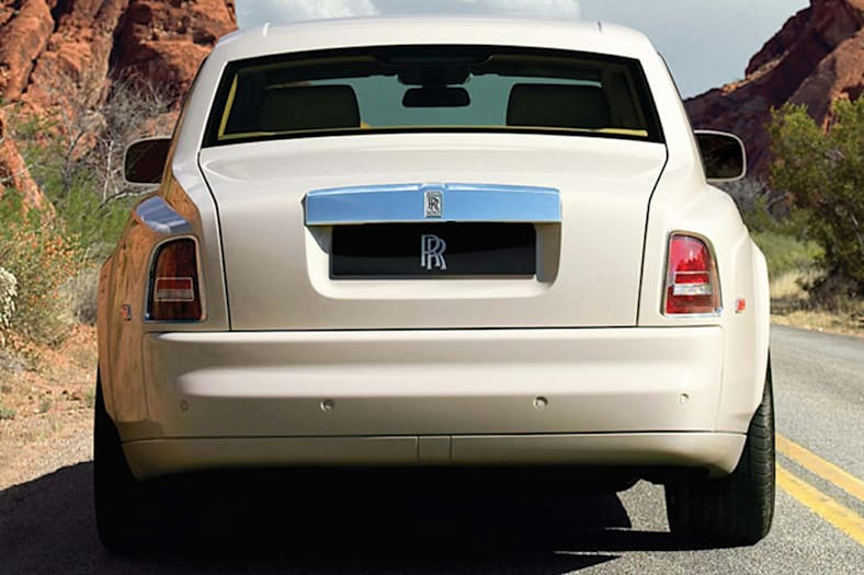 2012 Rolls-Royce Phantom Exterior Photo