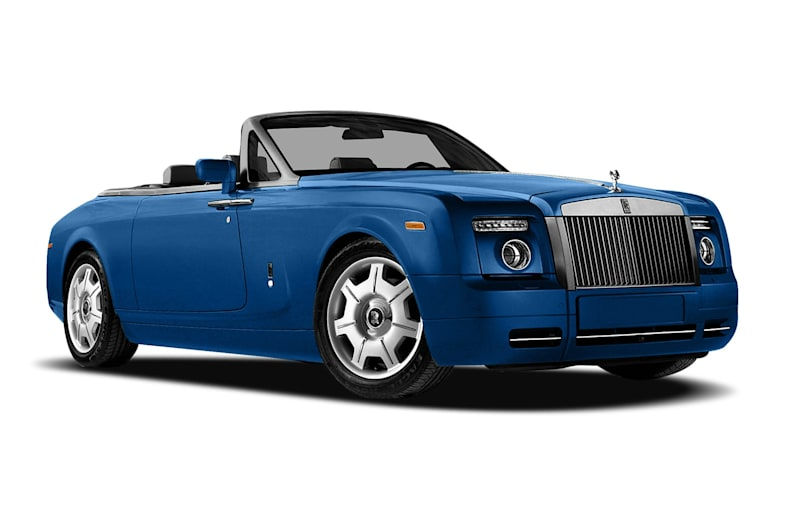 2009 Rolls-Royce Phantom Drophead Coupe Exterior Photo