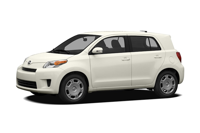 2009 Scion xD Exterior Photo