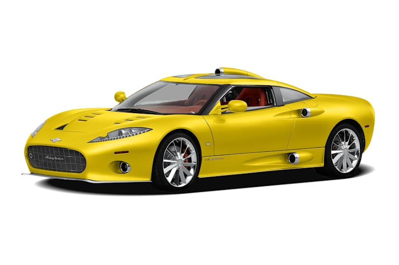 2009 Spyker C8 Aileron Exterior Photo