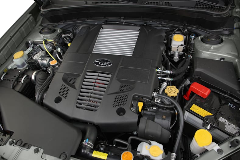2009 Subaru Forester Exterior Photo
