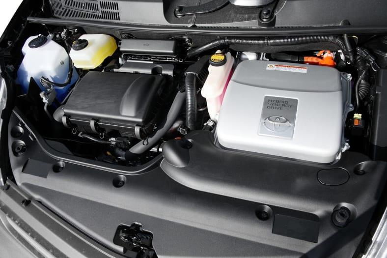 2009 Toyota Prius Exterior Photo