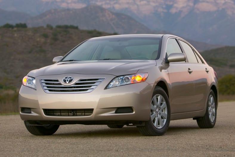 2009 Toyota Camry Hybrid Exterior Photo