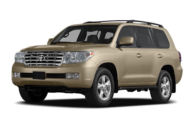 2009 Toyota Land Cruiser Exterior Photo