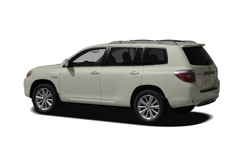2009 Toyota Highlander Hybrid Exterior Photo