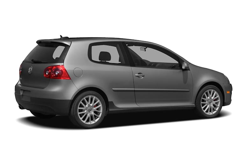 2009 Volkswagen GTI Exterior Photo