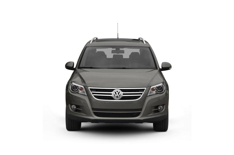 2009 Volkswagen Tiguan Exterior Photo