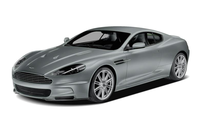2010 Aston Martin DBS Exterior Photo