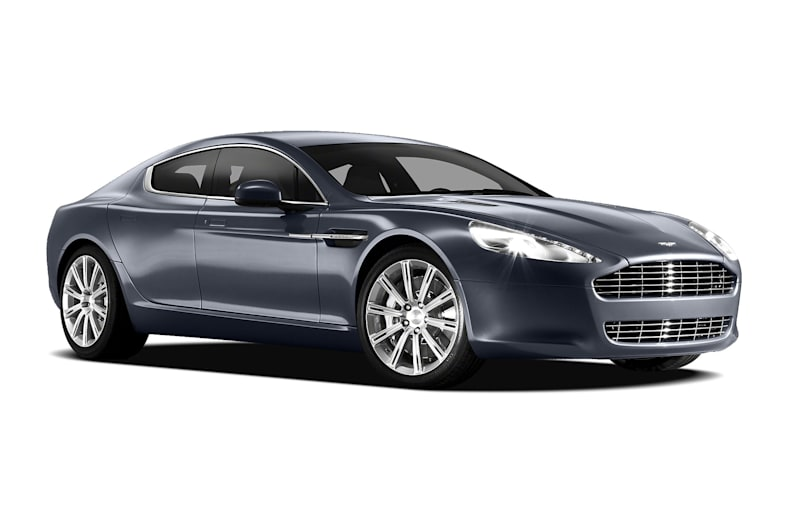 2010 Aston Martin Rapide Exterior Photo