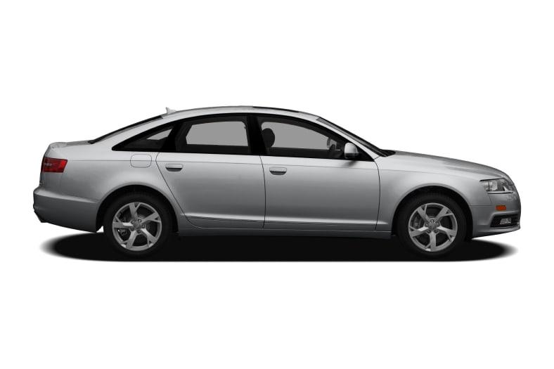2010 Audi A6 Exterior Photo