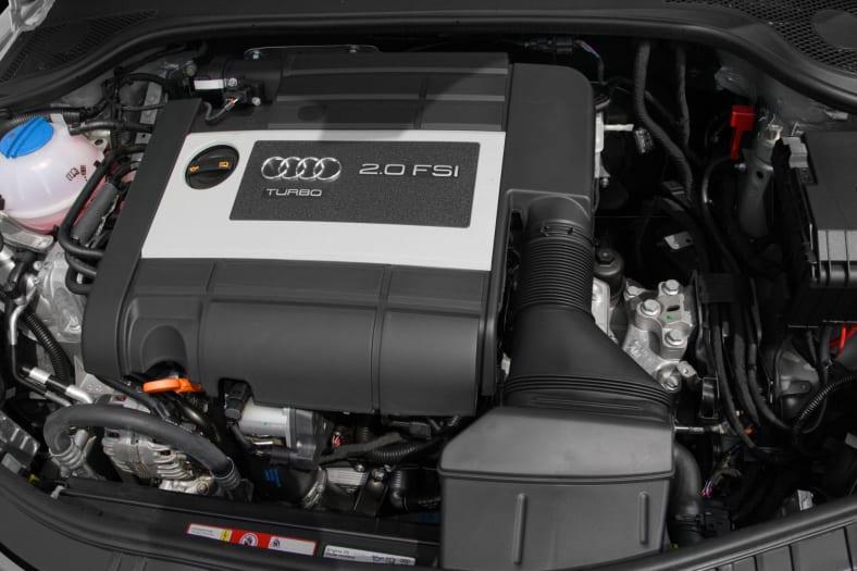 2010 Audi TT Exterior Photo