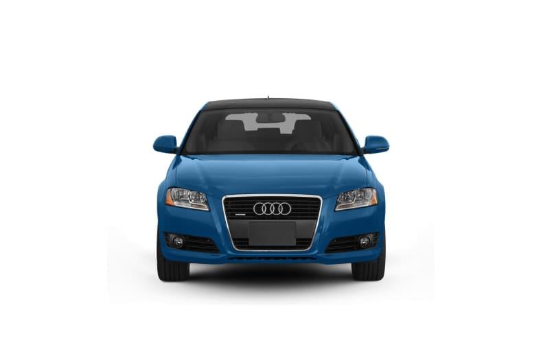 2010 Audi A3 Exterior Photo