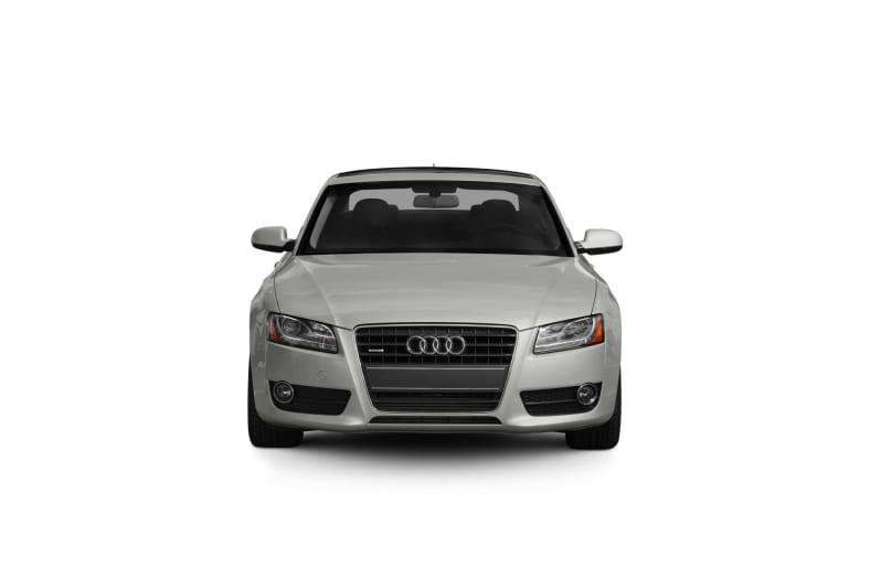 2010 Audi A5 Exterior Photo