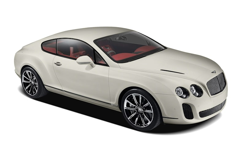 2010 Bentley Continental Supersports Exterior Photo