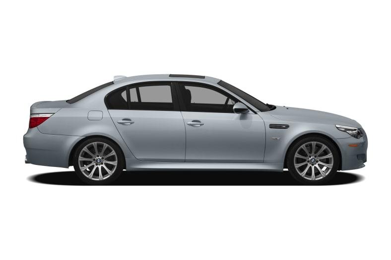 2010 BMW M5 Exterior Photo
