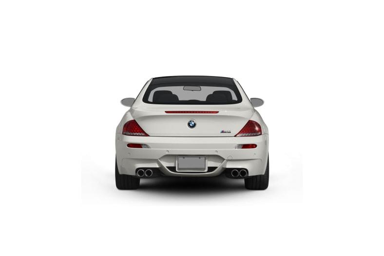 2010 BMW M6 Exterior Photo