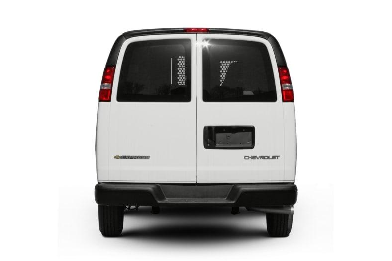 2010 Chevrolet Express 1500 Exterior Photo