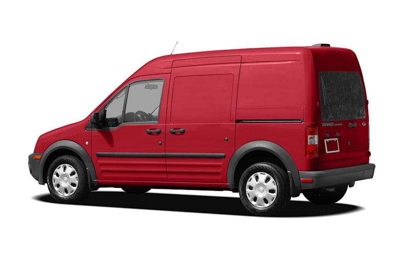 2010 Ford Transit Connect Exterior Photo