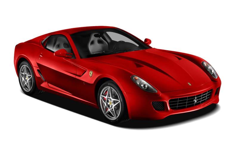 2010 Ferrari 599 GTB Fiorano Exterior Photo