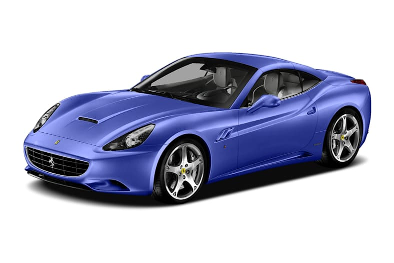 2010 Ferrari California Exterior Photo