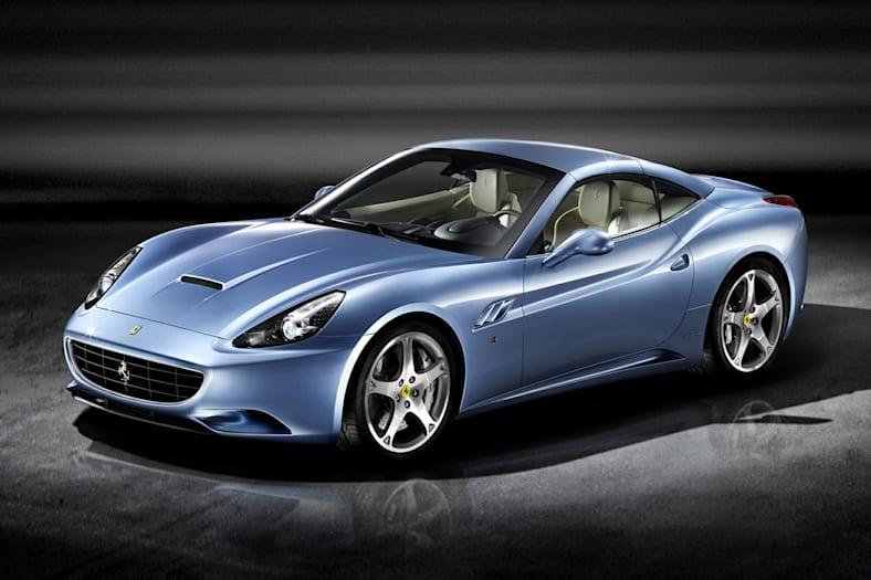 2012 Ferrari California Exterior Photo