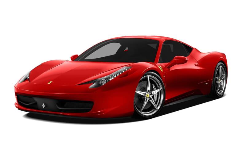 2010 458 Italia