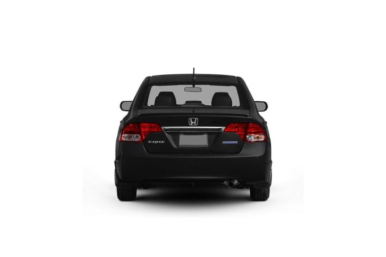 2010 Honda Civic Hybrid Exterior Photo