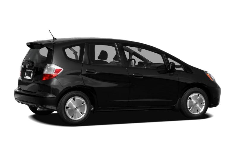 2010 Honda Fit Exterior Photo