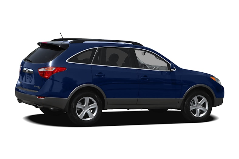 2010 Hyundai Veracruz Exterior Photo
