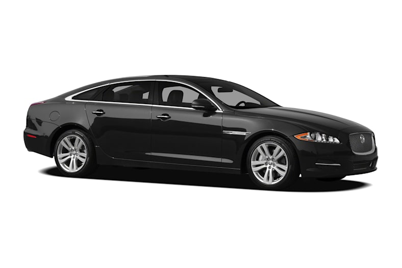 2010 Jaguar XJ Exterior Photo
