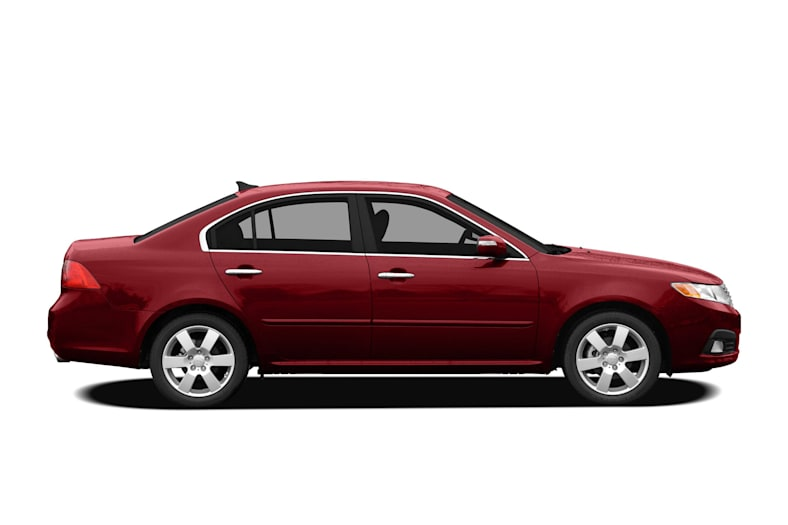 2010 Kia Optima Exterior Photo