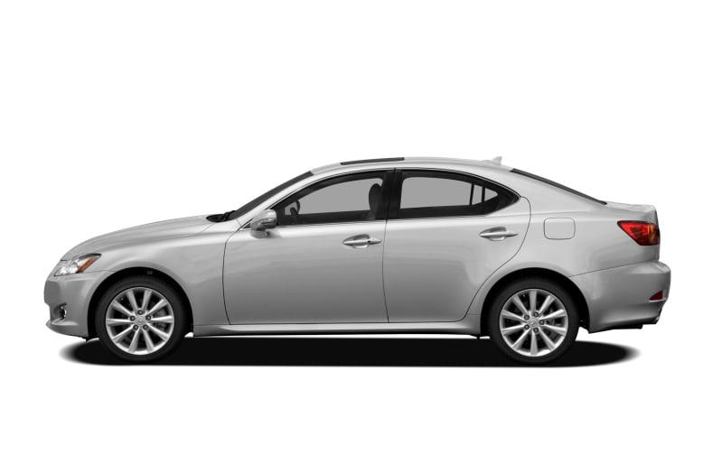 2010 Lexus IS 250 Exterior Photo