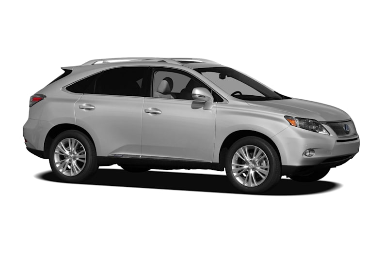 2010 Lexus RX 450h Exterior Photo