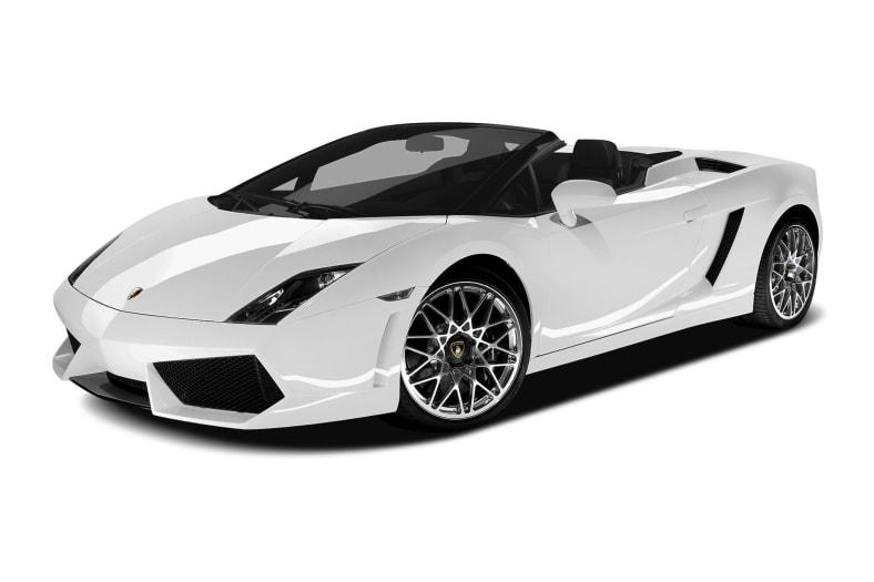 2010 Lamborghini Gallardo Exterior Photo