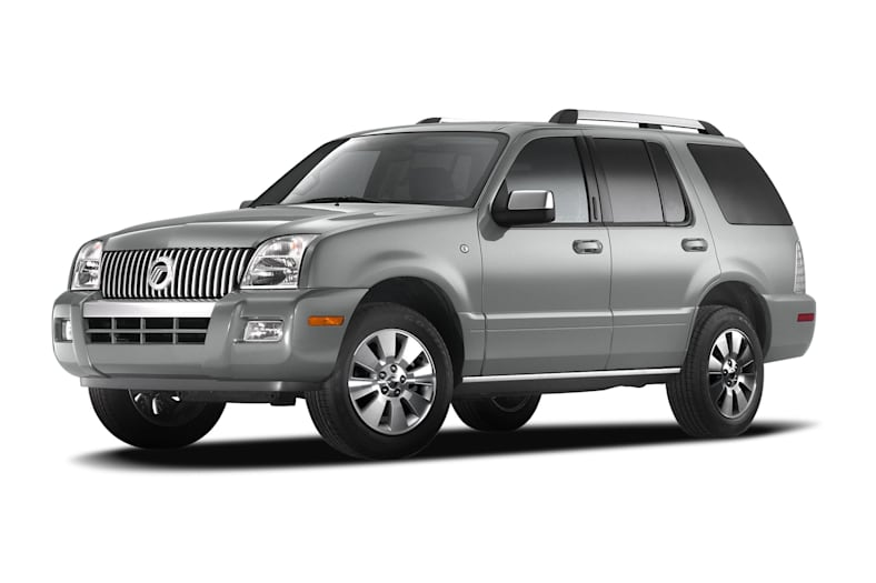 2010 Mercury Mountaineer Exterior Photo