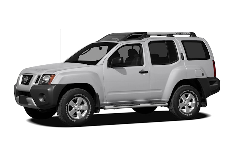2010 Nissan Xterra Exterior Photo
