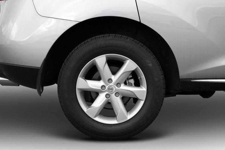 2010 Nissan Murano Exterior Photo