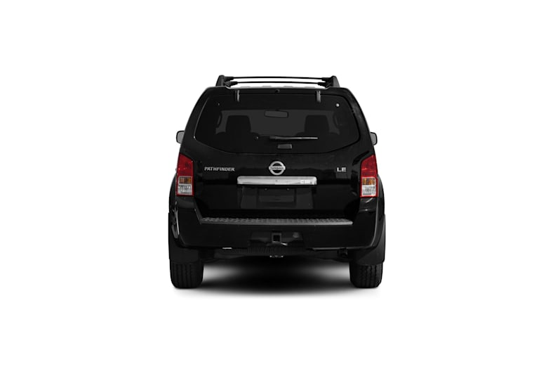 2010 Nissan Pathfinder Exterior Photo
