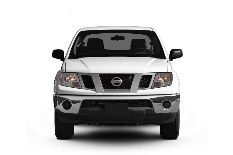 2010 Nissan Frontier Exterior Photo