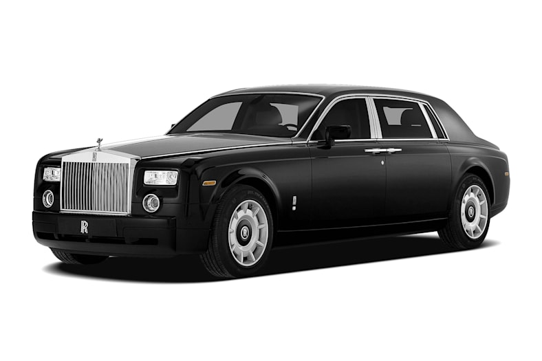 2010 Rolls-Royce Phantom Exterior Photo