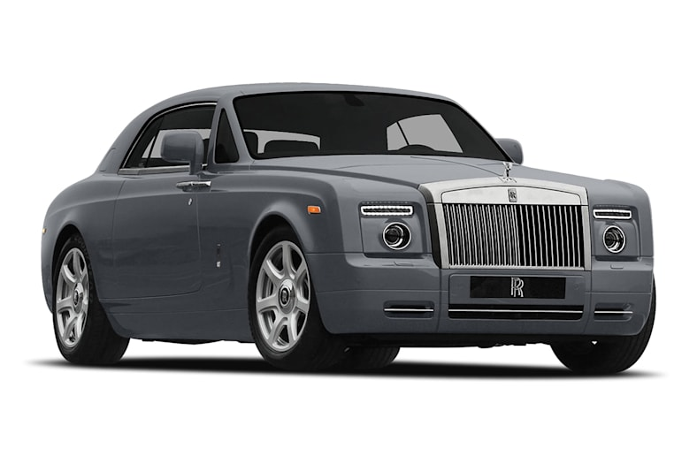 2010 Rolls-Royce Phantom Coupe Exterior Photo