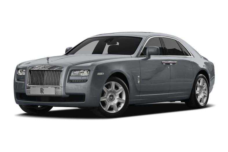 2010 Rolls-Royce Ghost Exterior Photo