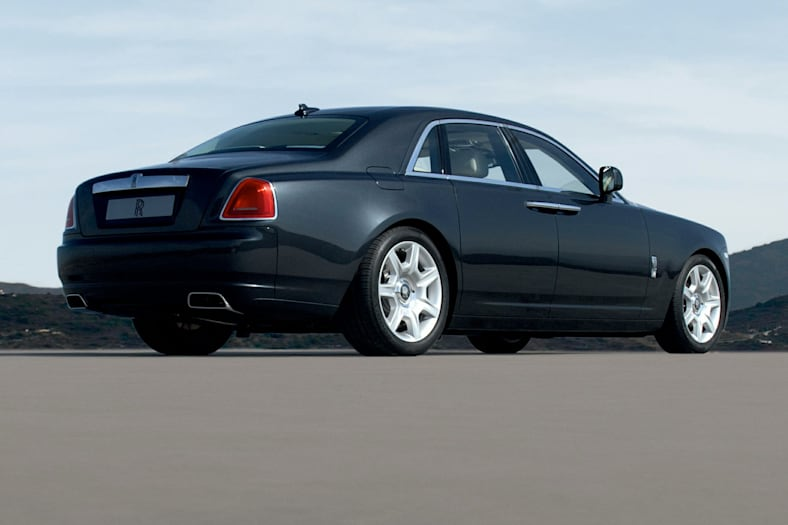 2012 Rolls-Royce Ghost Exterior Photo