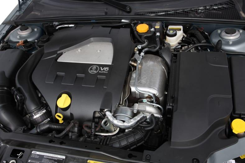 2010 Saab 9-3X Exterior Photo