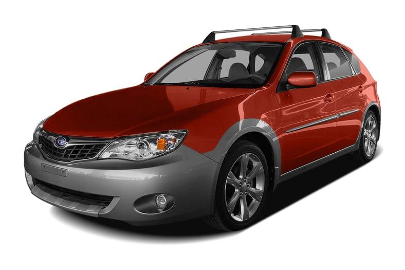 2010 Subaru Impreza Outback Sport Exterior Photo