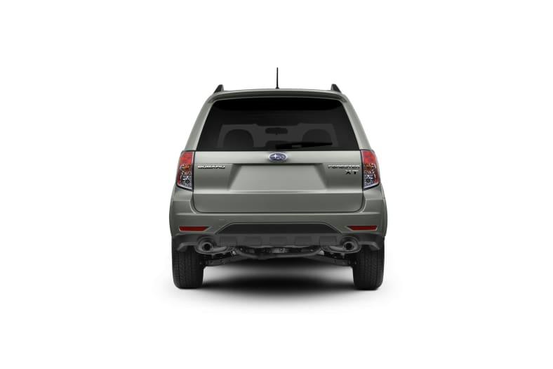 2010 Subaru Forester Exterior Photo