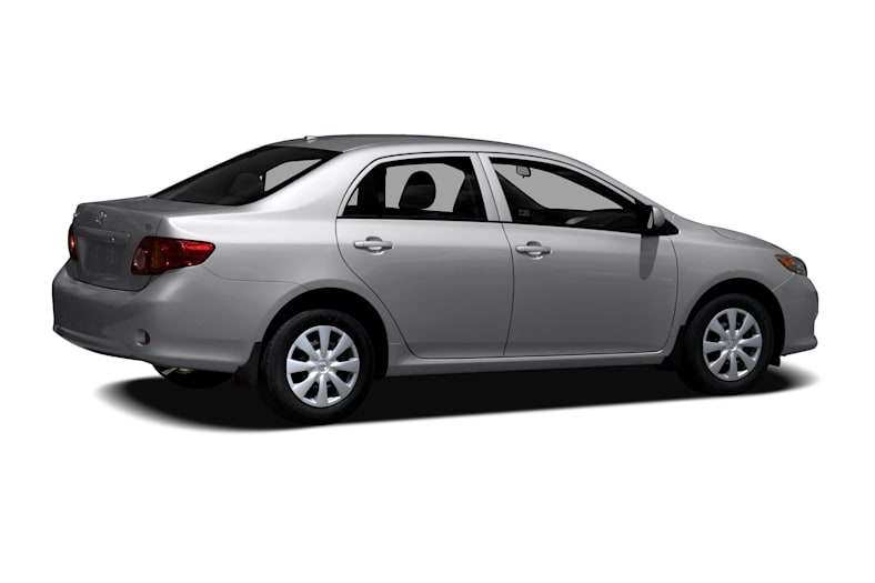2010 Toyota Corolla Exterior Photo