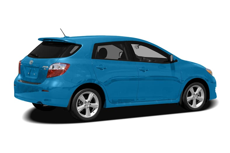 2010 Toyota Matrix Exterior Photo